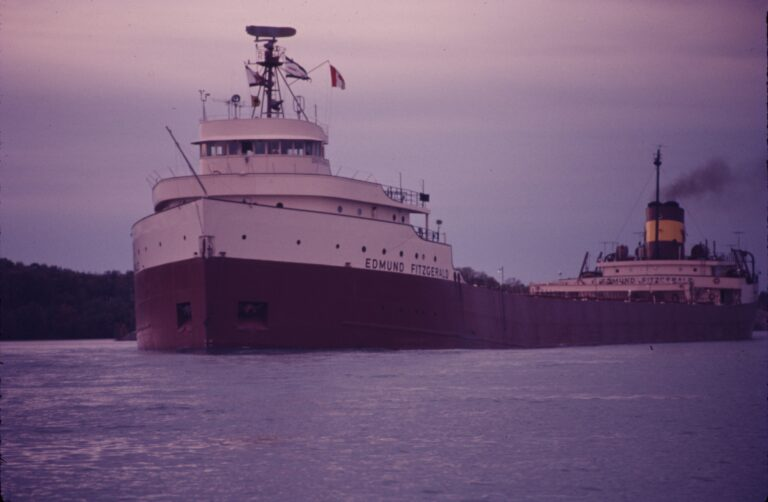 """45 Years of """"The Wreck of the Edmund Fitzgerald"""""""