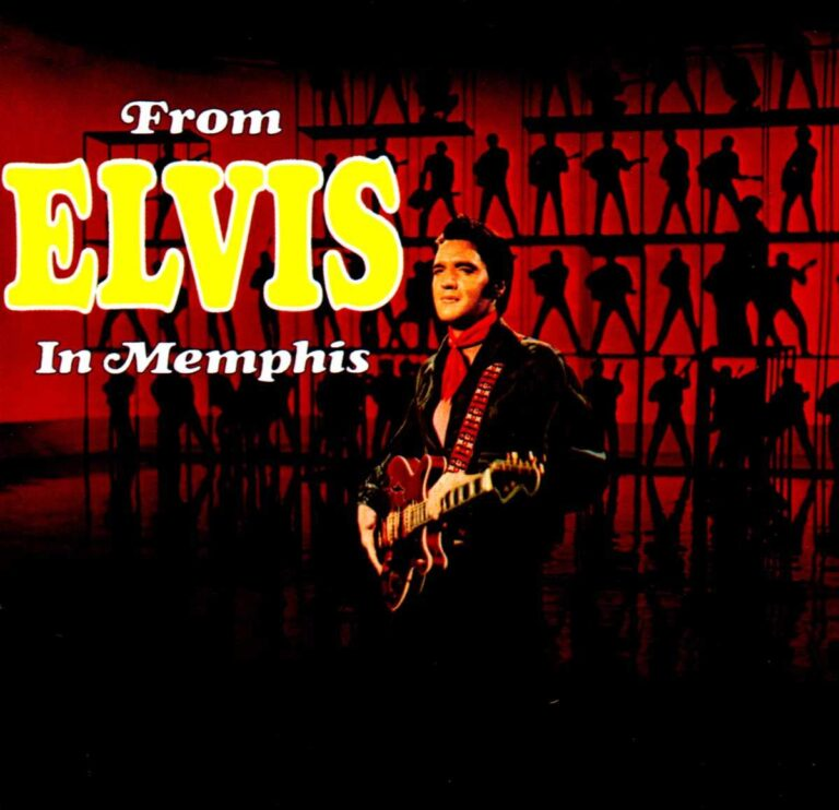 Q&A with 'From Elvis in Memphis' Author