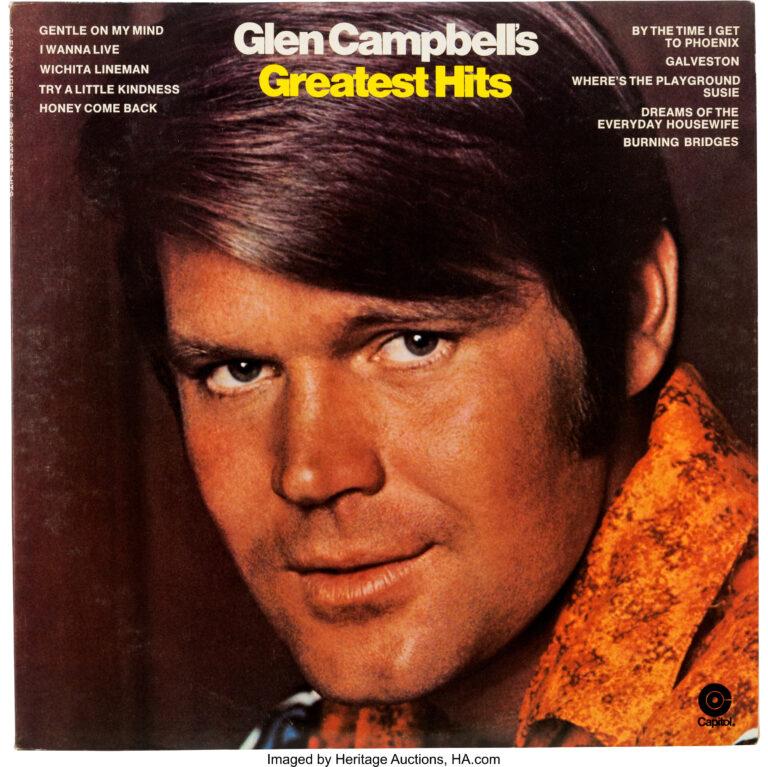 Threefer Thanksgiving: Glen Campbell