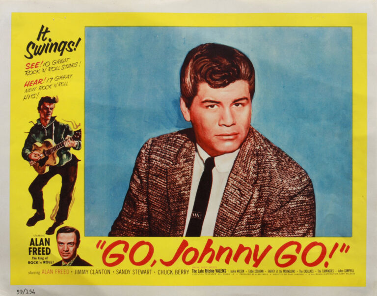 Joe Atkins to co-host 'Go, Johnny, Go!' on TCM