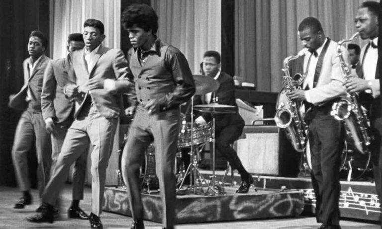 James Brown and the Birth of Funk