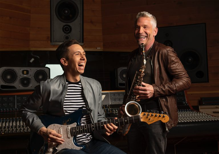 Q&A: Dave Koz and Cory Wong on new LP 'The Golden Hour'