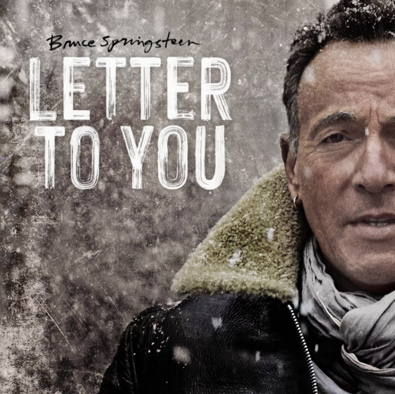 Springsteen Podcaster Reviews 'Letter To You'