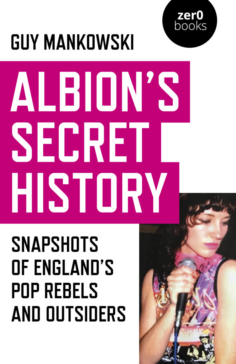 Author Talk: Guy Mankowski on UK's Pop Rebels and Outsiders