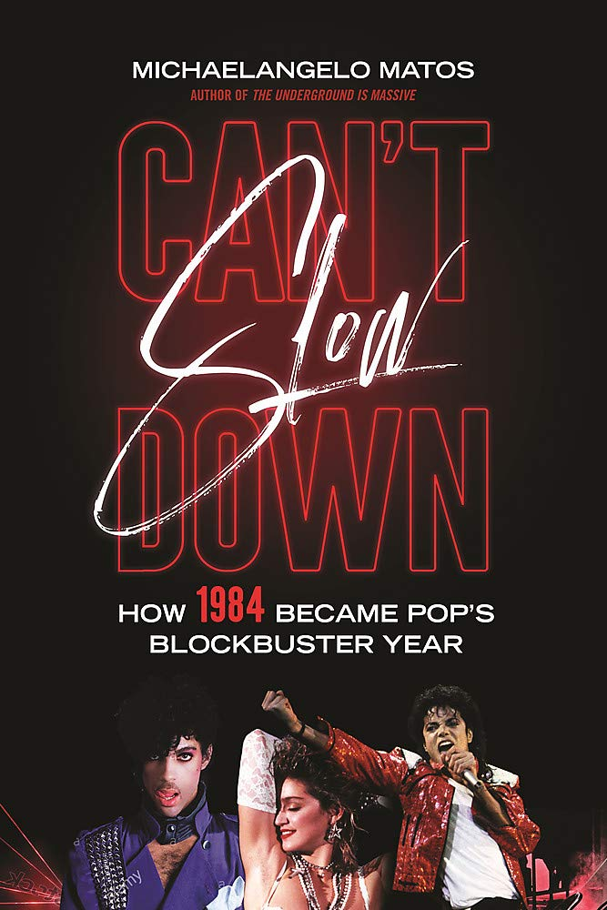 Author Talk: 1984 – Pop Music's Greatest Year