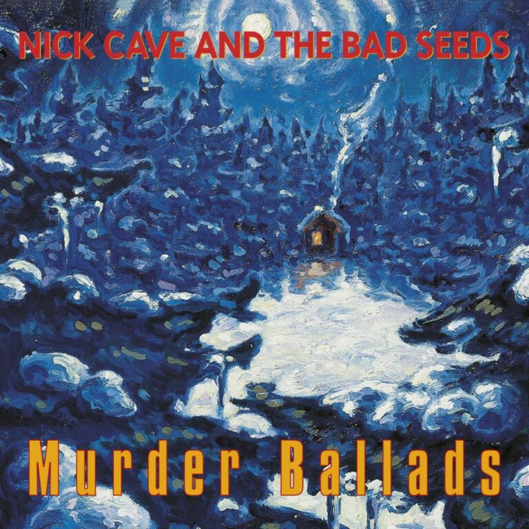 Author explores history behind Nick Cave's 'Murder Ballads'