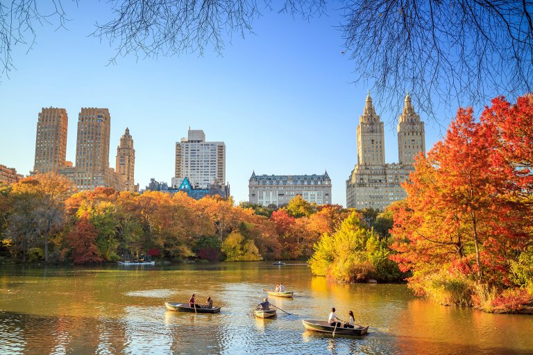 """10 Great Versions of Standard """"Autumn in New York"""""""