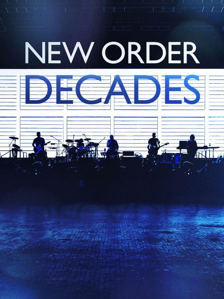 New Order Decades: A Documentary Film