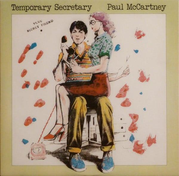 "Paul McCartney's ""Temporary Secretary"""