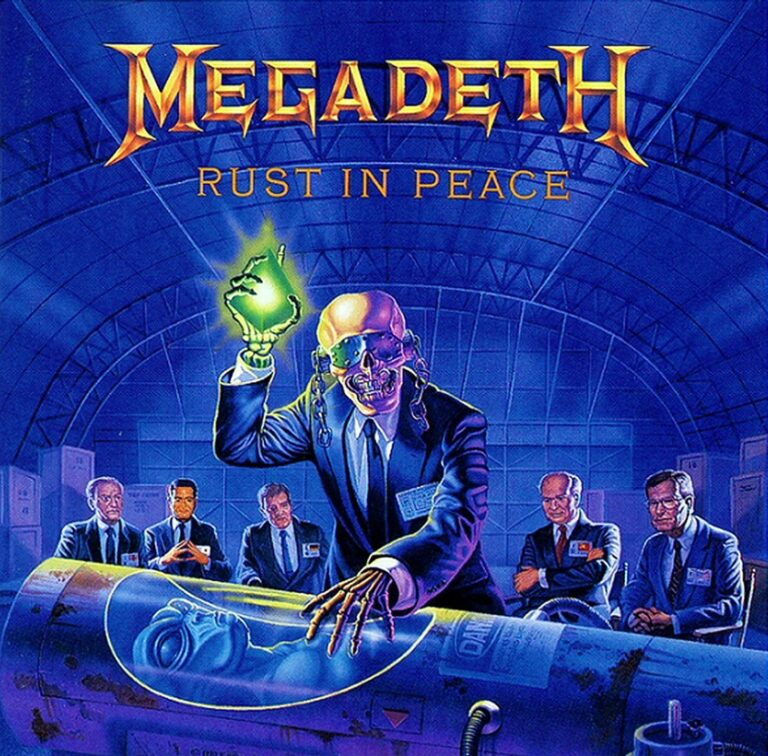 Rust In Peace: 30th Anniversary of the Megadeth Classic
