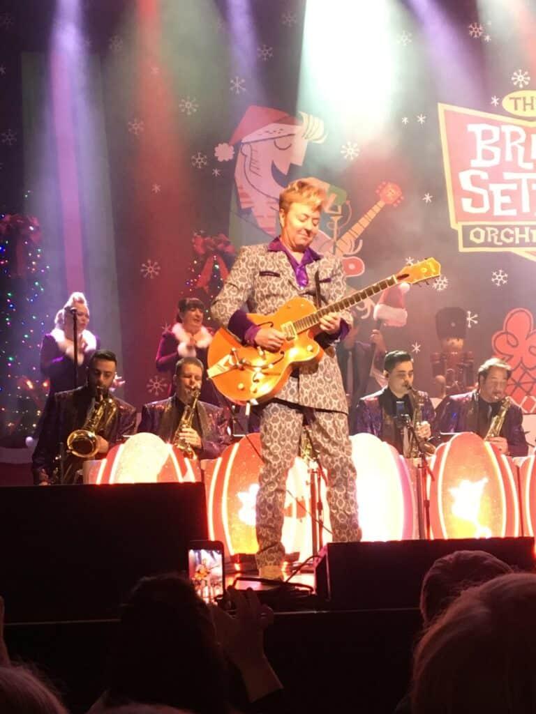 Brian Setzer Orchestra — Still Rockin' Around the Xmas Tree