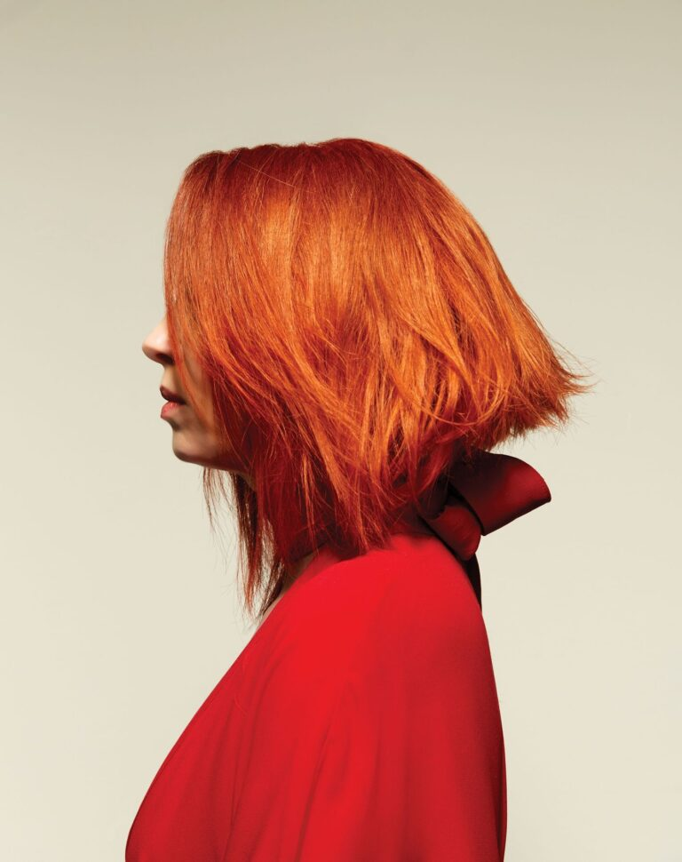 Shirley Manson Shaves Her Head