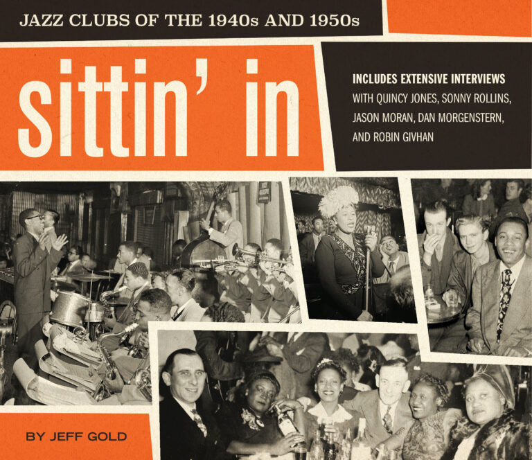 Author Talk – Sittin' In: Jazz Clubs of the 1940s and 1950s