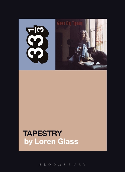 Author Talk: Loren Glass on Carole King's Tapestry