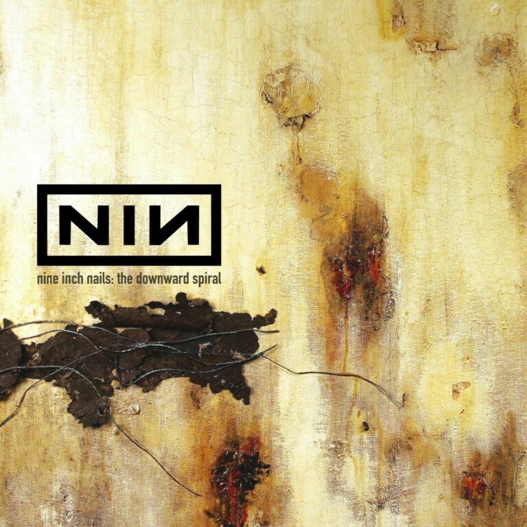 Author Talk: New book on NIN's 'The Downward Spiral'