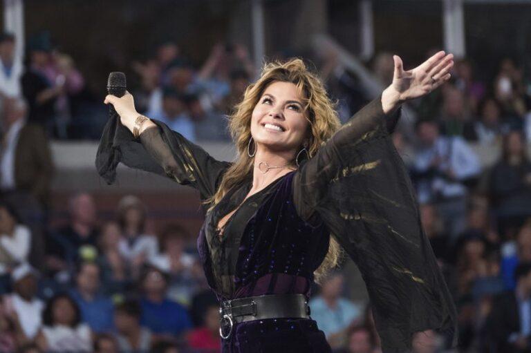 Top Ten Shania Twain Songs
